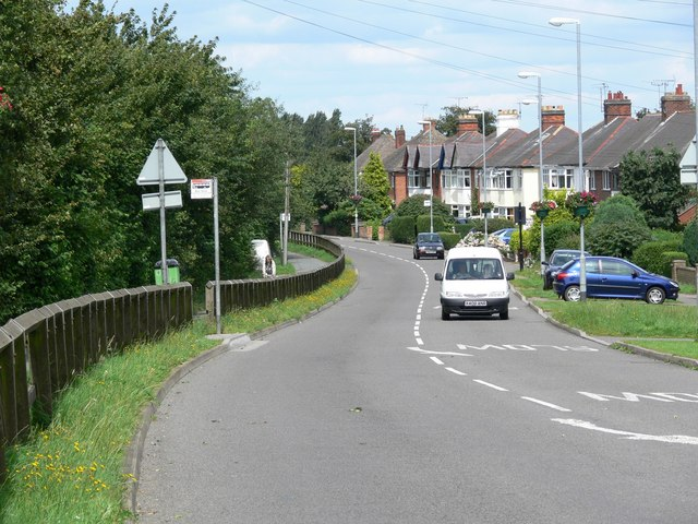 Winchester Road, Countesthorpe