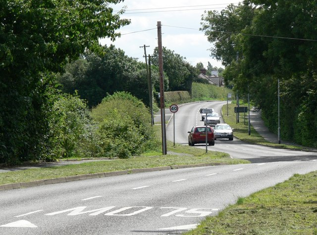 Winchester Road, Blaby