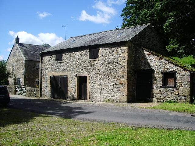 Barn at Wardsley Farm