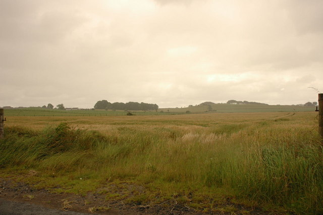 Fields near Newmachar