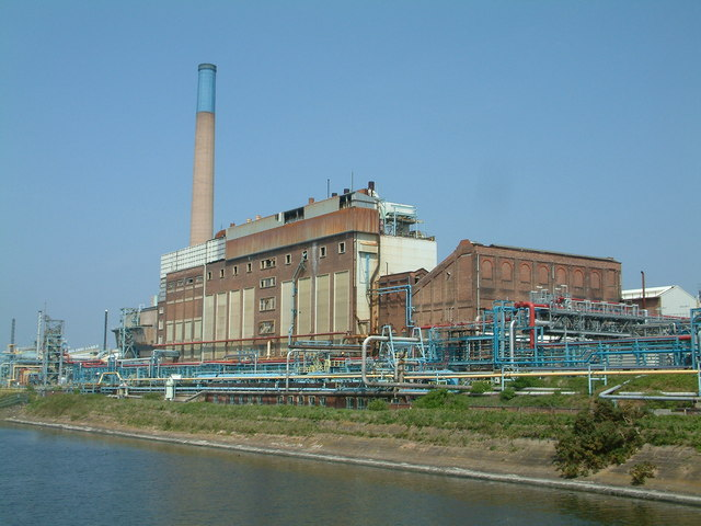 ICI Chemical Works