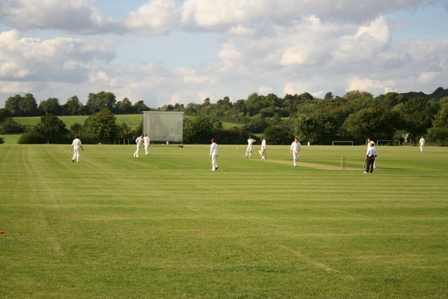 Otford cricket match
