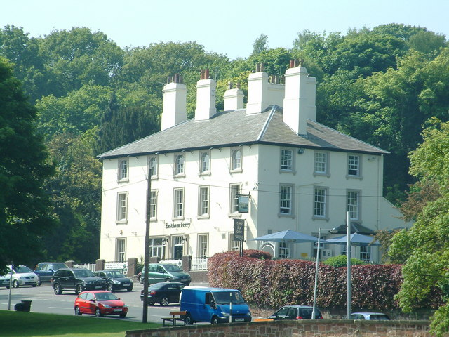The Eastham Ferry Hotel