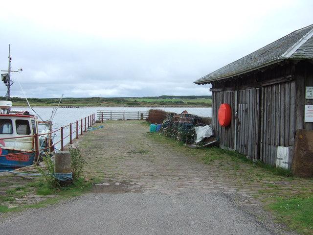 Littleferry Pier