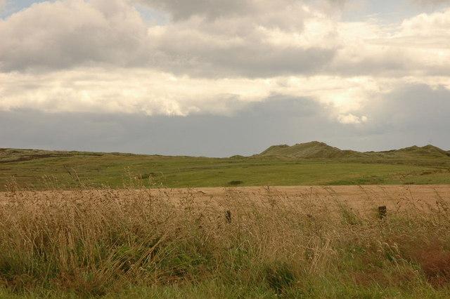 Dunes near Forvie