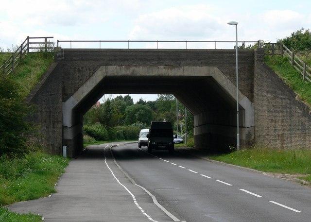 Warwick Road near Littlethorpe