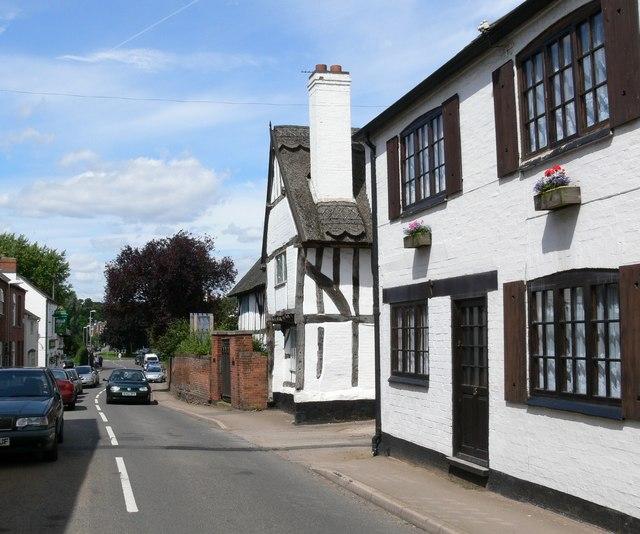 Station Road, Littlethorpe