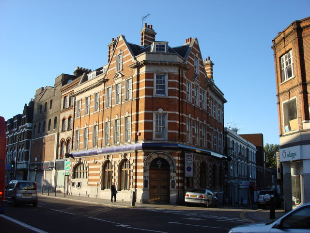 NatWest Bank, Kilburn High Road