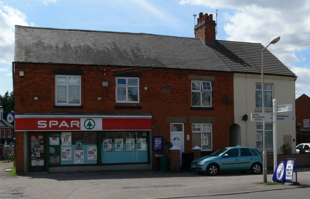 Shop in Littlethorpe, Leicestershire