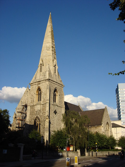 St Mary with All Souls, Kilburn
