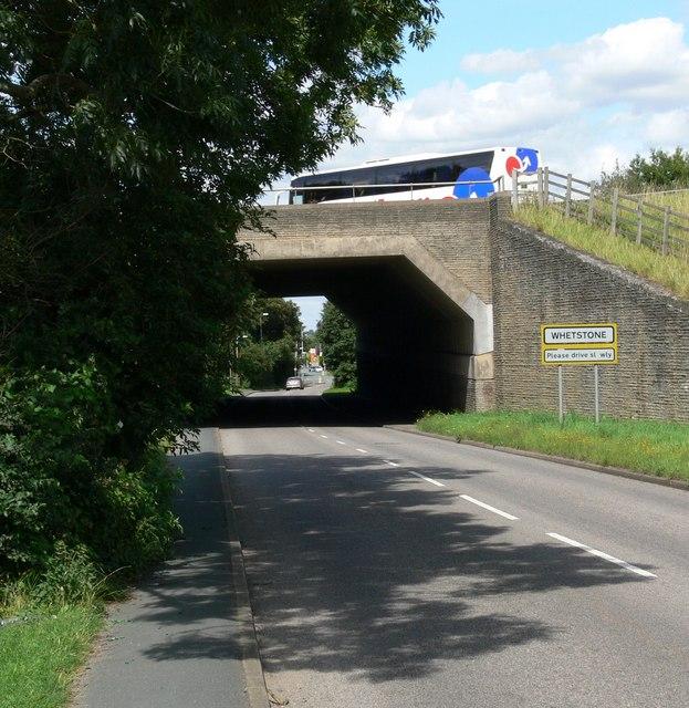 M1 Motorway bridge