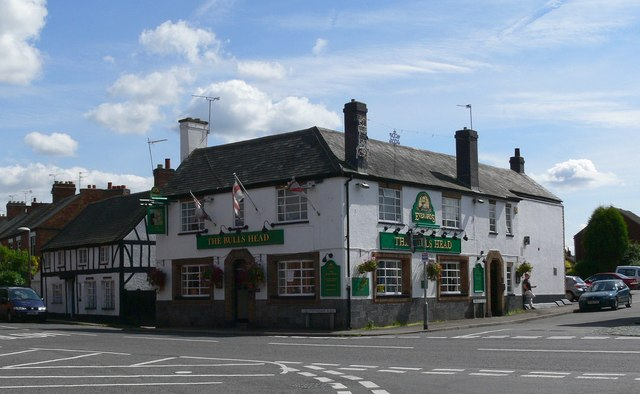 The Bulls Head, Cosby