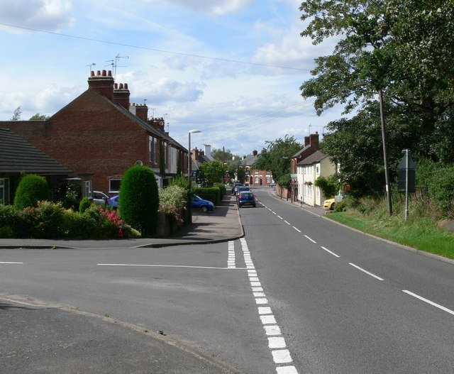 Countesthorpe Road, Cosby