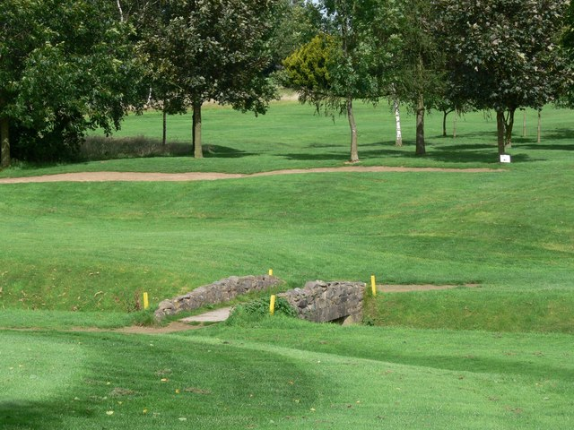 Cosby Golf Course
