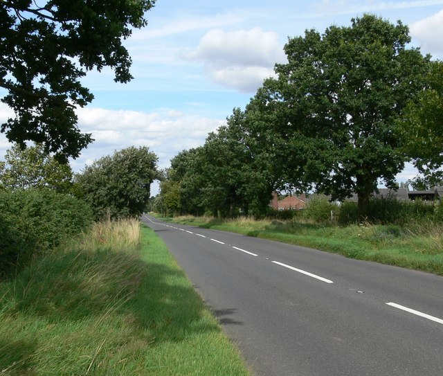 Cosby Road, Leicestershire