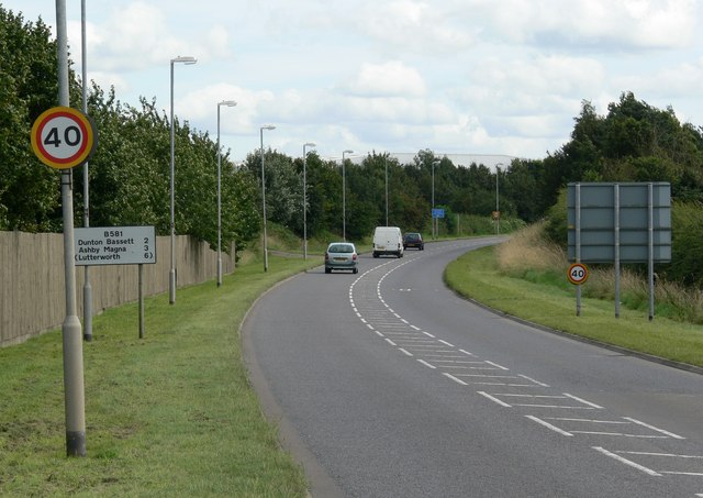 Broughton Way, Broughton Astley