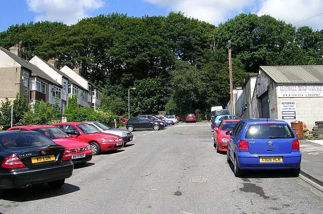 Gledhill Road