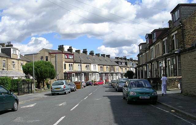 Wensleydale Road