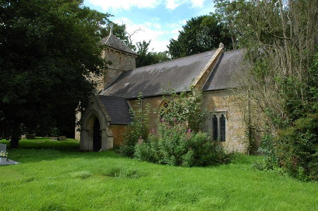 Tidmington Church
