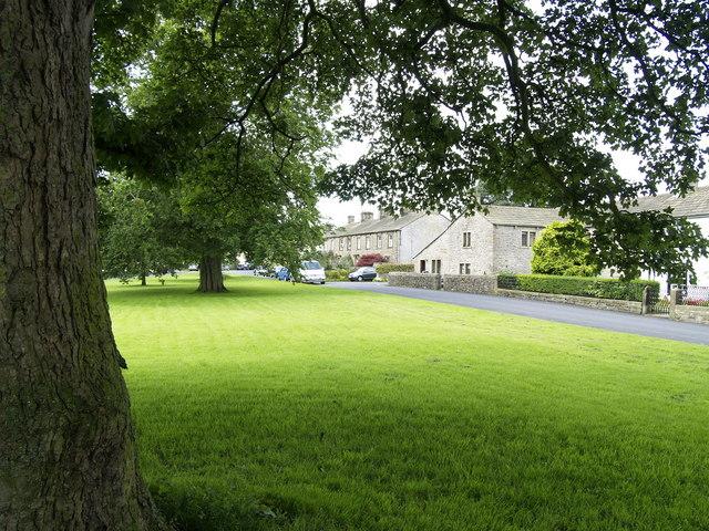 The Village Green at Gargrave