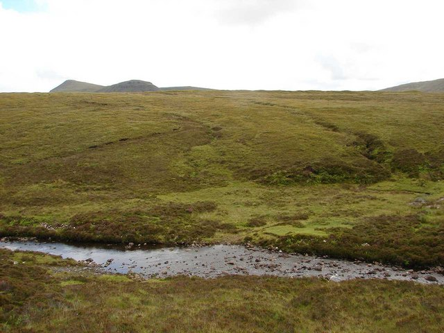 The ford, Lon Mhor