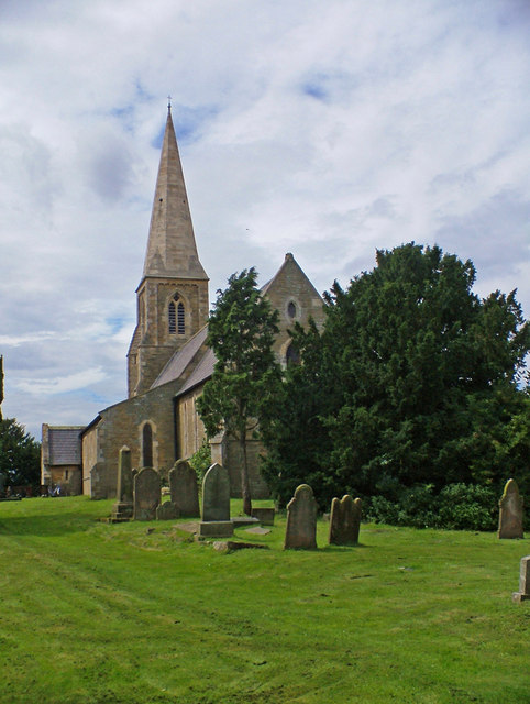 Church of St. Oswald, Luddington