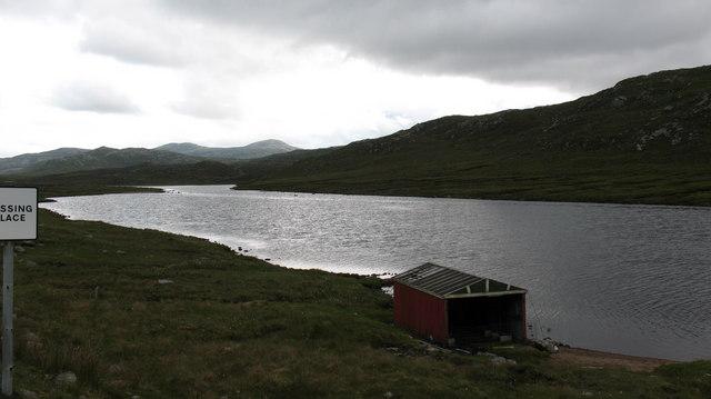Loch Croistean, West Lewis.
