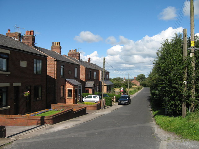 Crabtree Lane, Burscough