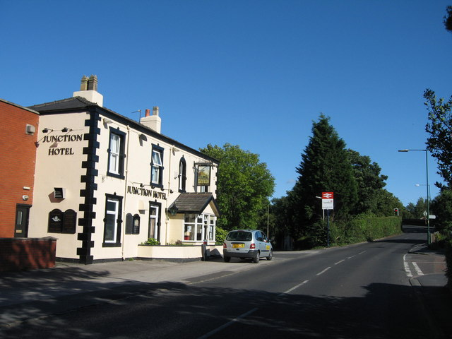 Junction Hotel, Burscough