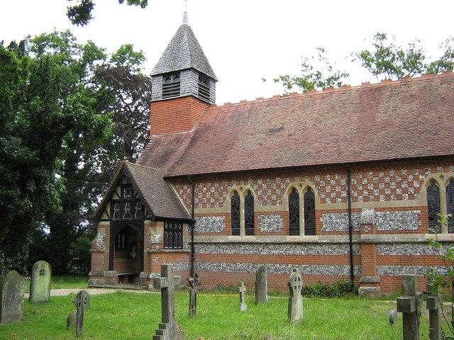 Beech Hill church