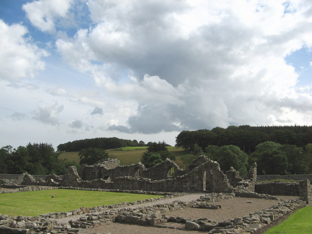 Deer Abbey Ruins