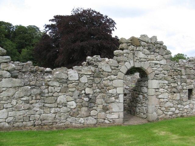 Deer Abbey Archway