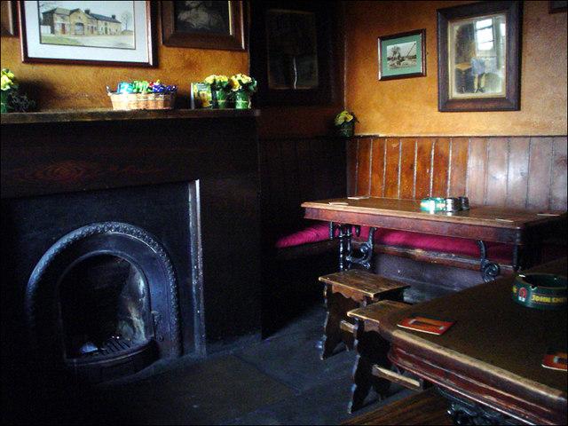 Kings Arms interior