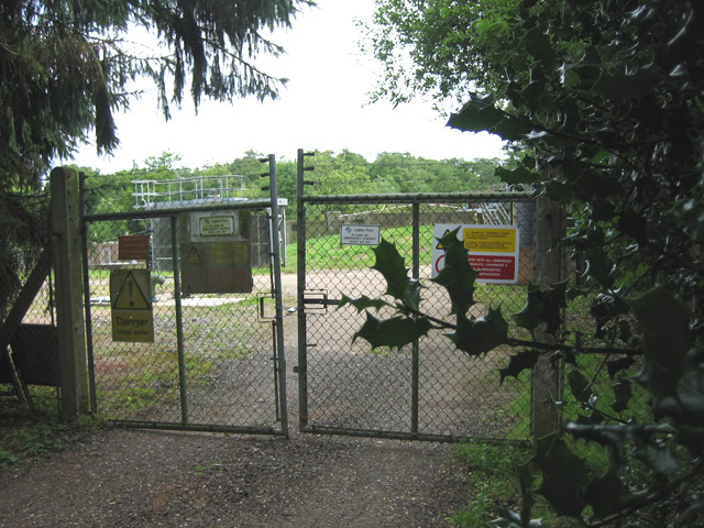 Anglian Water Sewage Works, Southrepps Common