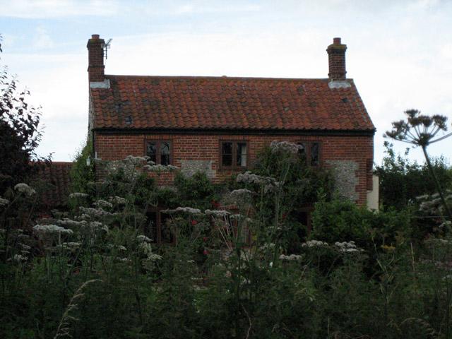 Ivy Cottage, north-west of Antingham