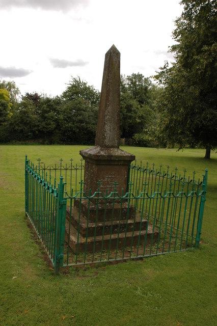 The War Memorial, Sutton-under-Brailes