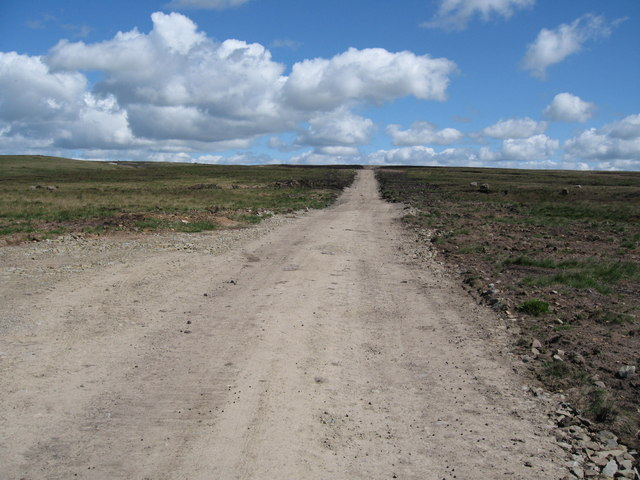 Wind Farm Access Road