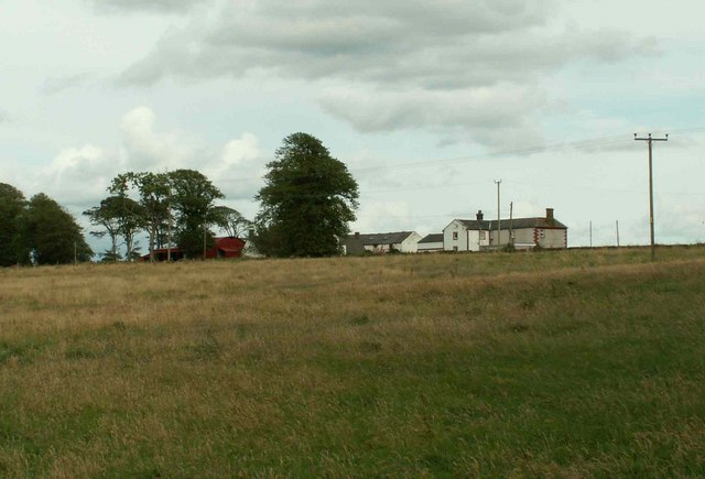 Farm at Woodhall