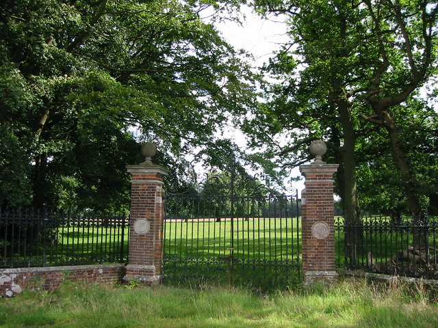 Gates to the Park
