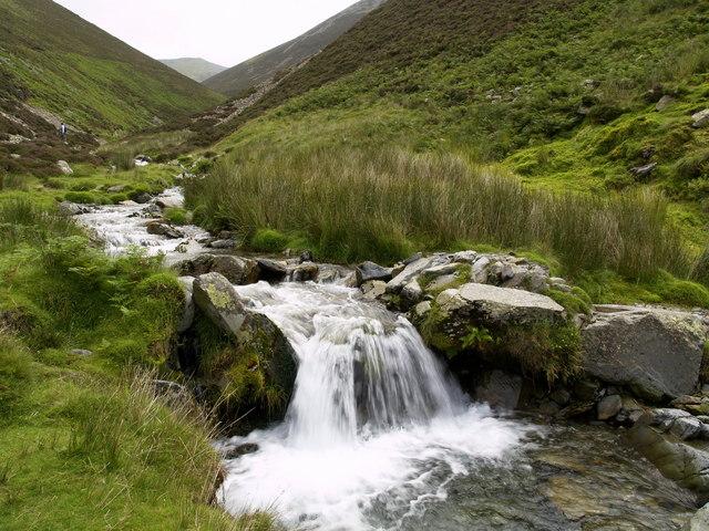 A Liza Beck waterfall