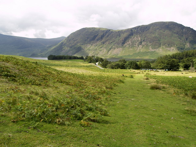 Footpath to Crummock Water