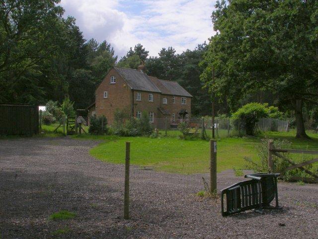 Brickfield Cottage, Ramsdown Plantation