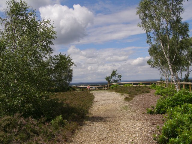 Path to the Ramsdown viewpoint