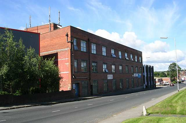 Bramley Business Park - Stanningley Road