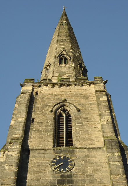 Gedling Church Steeple
