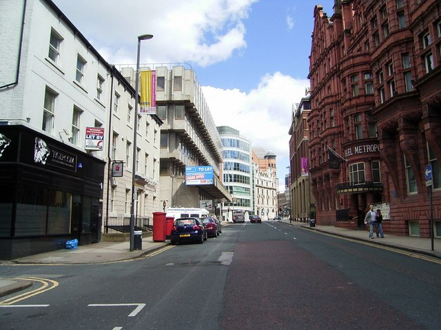King Street.