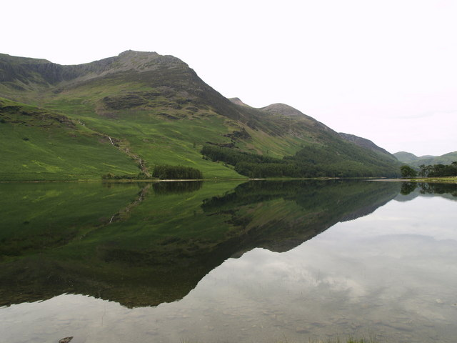 Mirror Image Buttermere