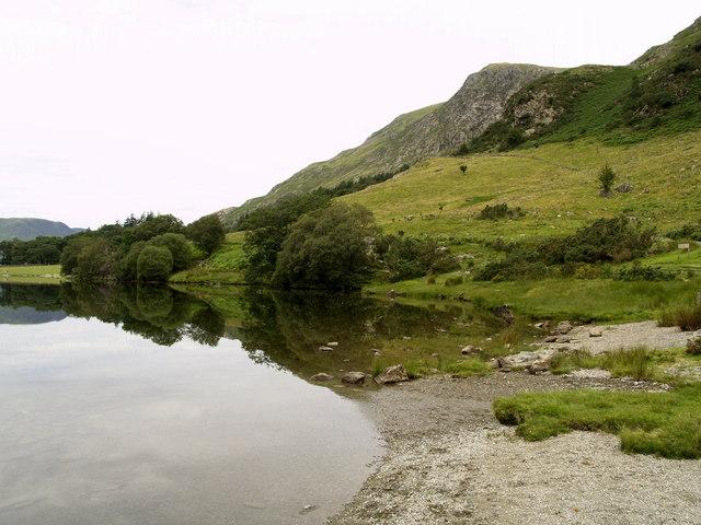 Buttermere Shoreline