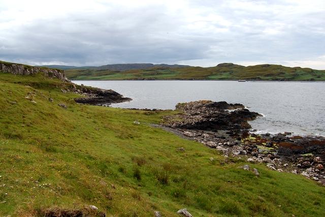 Coastline at Fanks