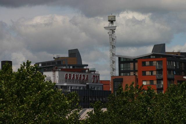 Television studios
